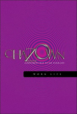Chazown - Work Life DVD Cover