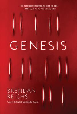 Genesis (Project Nemesis #2) Cover Image