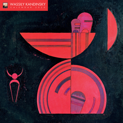 Wassily Kandinsky Wall Calendar 2020 (Art Calendar) Cover Image