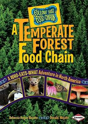 A Temperate Forest Food Chain Cover