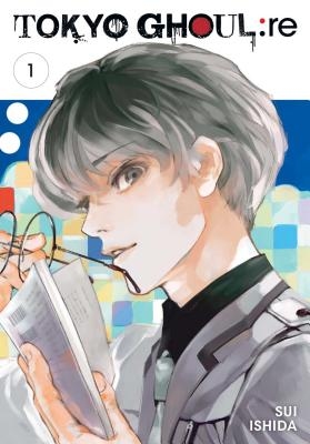 Tokyo Ghoul: re, Vol. 1 Cover Image