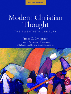 Cover for Modern Christian Thought, Second Edition