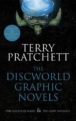 The Discworld Graphic Novels: The Colour of Magic and The Light Fantastic Cover Image