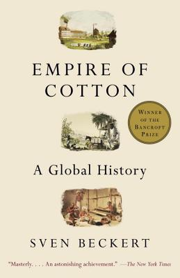 Cover for Empire of Cotton