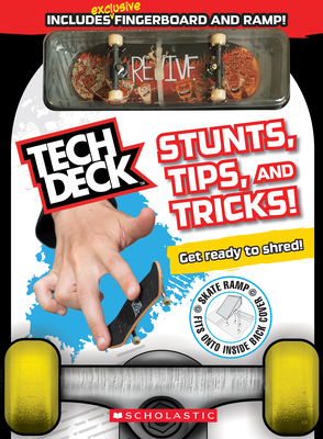 Tech Deck: Official Guide Cover Image