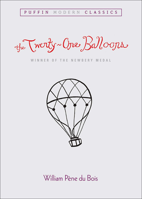 Twenty-One Balloons (Puffin Modern Classics) Cover Image