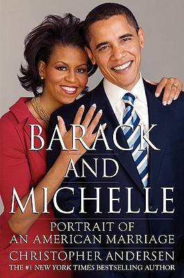 Barack and Michelle Cover