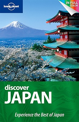 Lonely Planet Discover Japan Cover