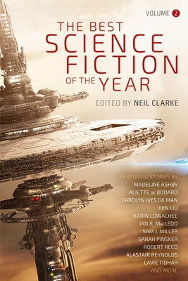 The Best Science Fiction of the Year, Volume 2 Cover