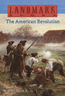 The American Revolution Cover