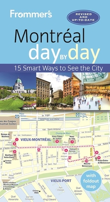 Frommer's Montreal Day by Day Cover Image
