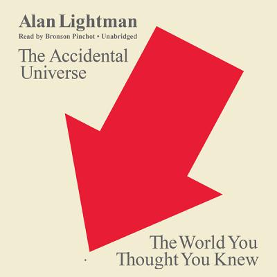 The Accidental Universe Lib/E: The World You Thought You Knew Cover Image