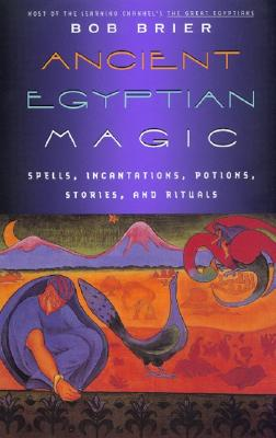 Ancient Egyptian Magic Cover Image