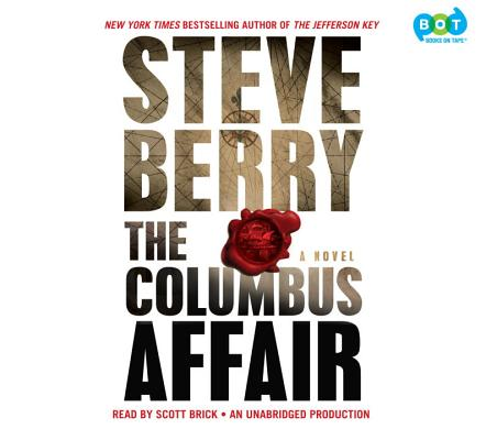 Columbus Affair (Lib)(CD) Cover Image