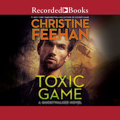 Toxic Game (Ghostwalkers #15) Cover Image