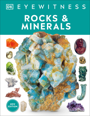 Cover for Rocks and Minerals (DK Eyewitness)