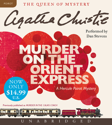 Murder on the Orient Express Low Price CD: A Hercule Poirot Mystery Cover Image