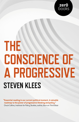 The Conscience of a Progressive Cover Image