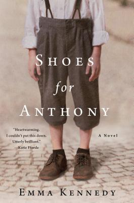 Shoes for Anthony Cover