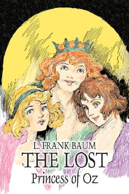 The Lost Princess of Oz Cover Image