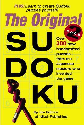 The Original Sudoku Book 2 Cover Image