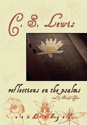 Reflections on the Psalms Lib/E Cover Image