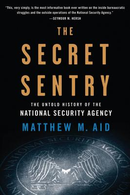 The Secret Sentry Cover