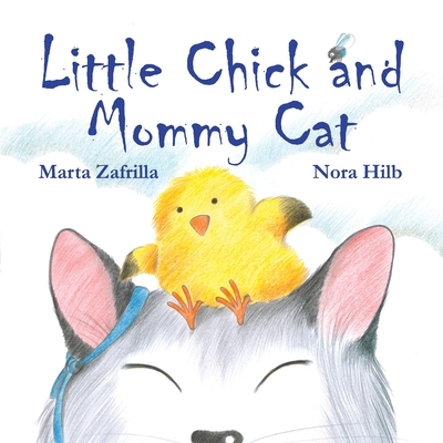 Little Chick and Mommy Cat Cover