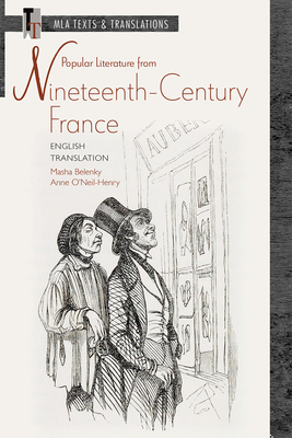 Popular Literature from Nineteenth-Century France: English Translation Cover Image