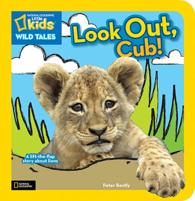 Look Out, Cub! Cover
