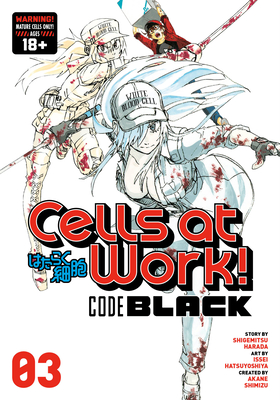 Cover for Cells at Work! CODE BLACK 3