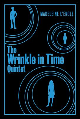 The Wrinkle in Time Quintet (Slipcased Collector's Edition) (A Wrinkle in Time Quintet) Cover Image