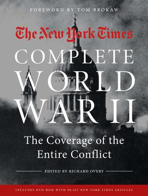 The New York Times Complete World War II Cover