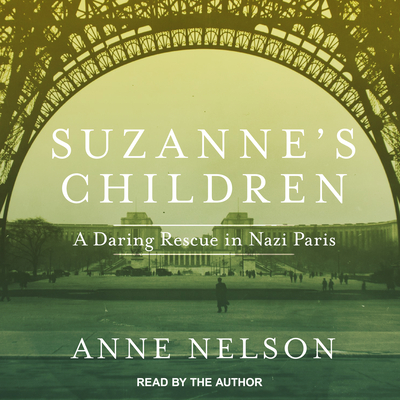 Suzanne's Children: A Daring Rescue in Nazi Paris Cover Image