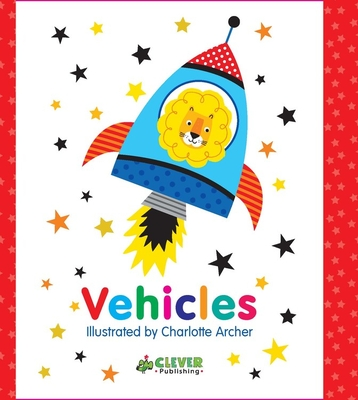Cover for Vehicles (Clever Colorful Concepts)