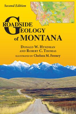 Roadside Geology of Montana Cover Image