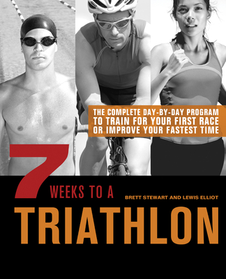 Cover for 7 Weeks to a Triathlon