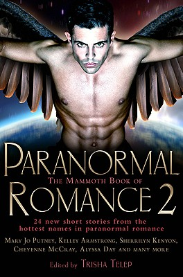The Mammoth Book of Paranormal Romance 2 Cover