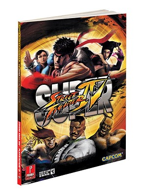 Super Street Fighter IV Cover