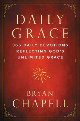 Cover for Daily Grace