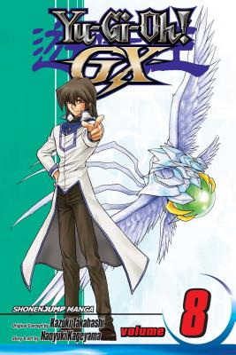 Yu-GI-Oh! GX, Volume 8 Cover