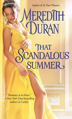 That Scandalous Summer (Rules for the Reckless #1) Cover Image