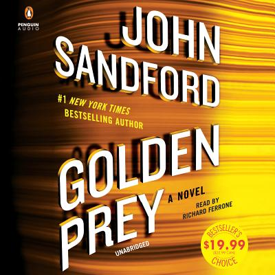 Golden Prey (A Prey Novel #27) Cover Image