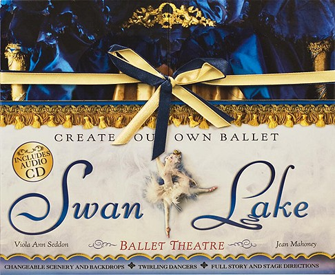 Swan Lake Ballet Theatre Cover