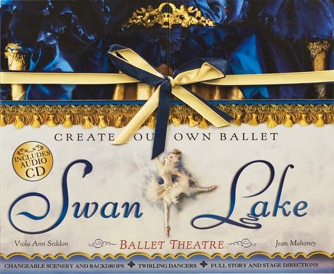 Swan Lake Ballet Theatre Jean Mahoney and Viola Ann Seddon