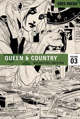 Queen & Country the Definitive Edition Volume 3 Cover