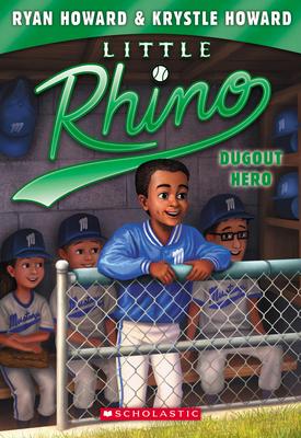 Dugout Hero (Little Rhino #3) Cover Image