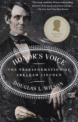 Honor's Voice: The Transformation of Abraham Lincoln Cover Image