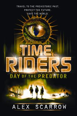TimeRiders Cover