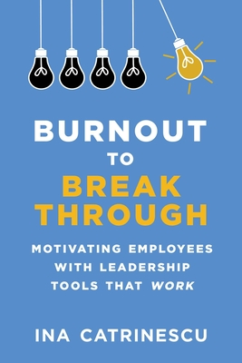 Cover for Burnout to Breakthrough